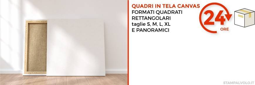 Quadri in tela Canvas